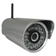 Bullet IP WiFi de 1MP y alcance 35m